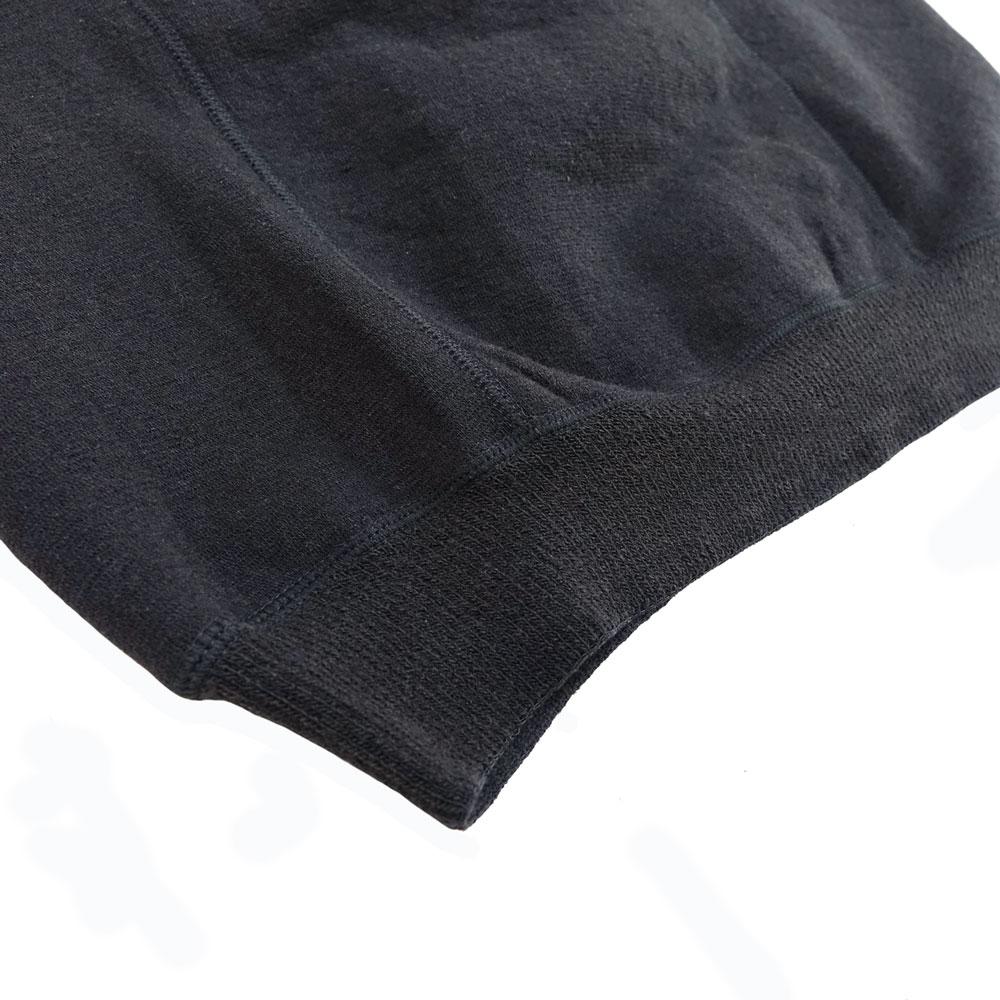 村岡昌憲×もちはだコラボ 3D丸首長袖シャツ(微厚地)〔男性用〕☆【メール便不可】mfm-001