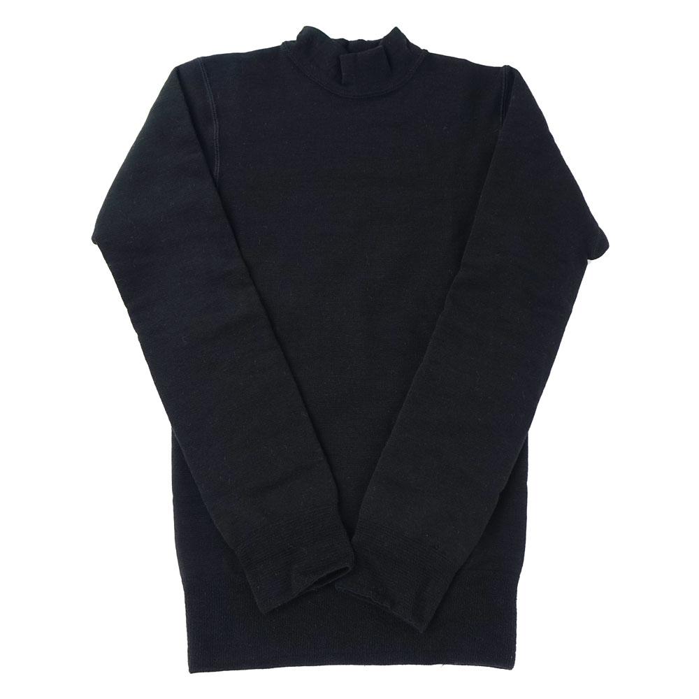 ホットウェアー3671 ハイネックシャツ(10分袖)細微厚地〔女性用〕☆【メール便不可】mhw-17