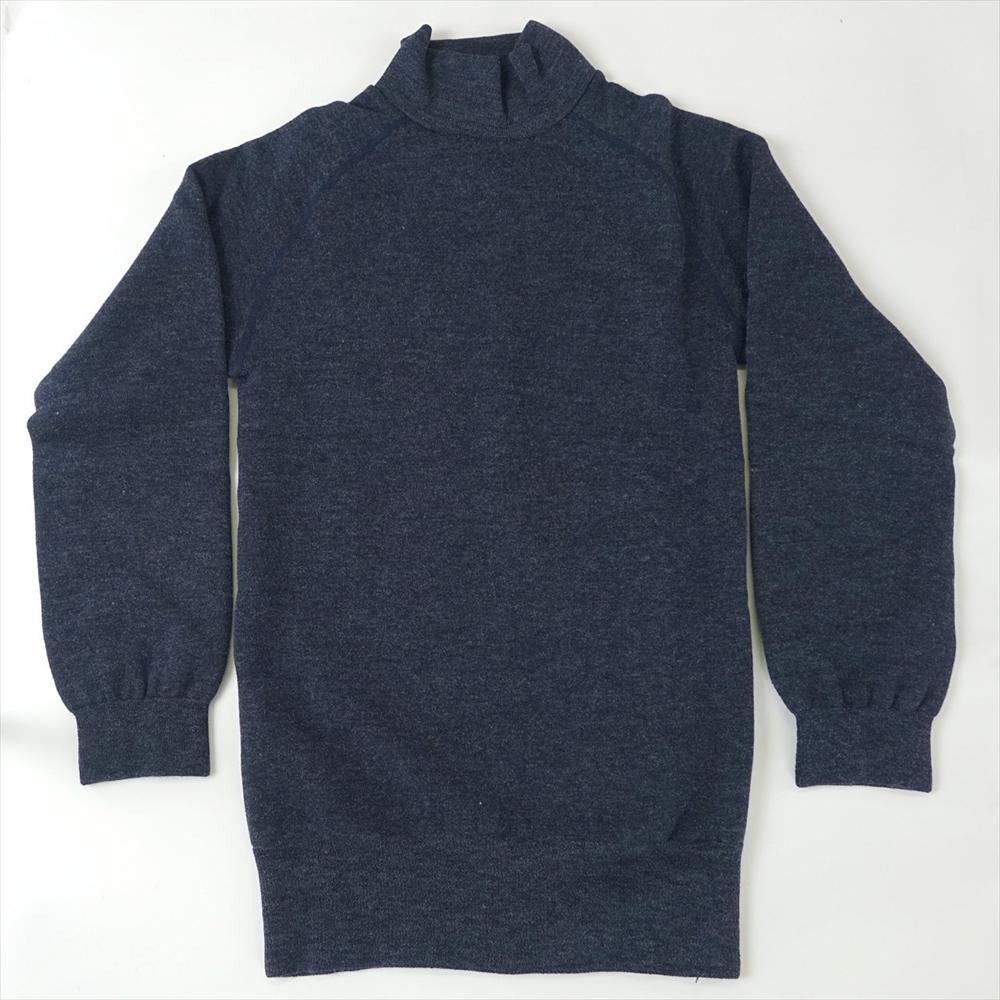 もちはだ ハイネックシャツ〔男性用〕LLサイズ☆【メール便不可】mmm-007ll