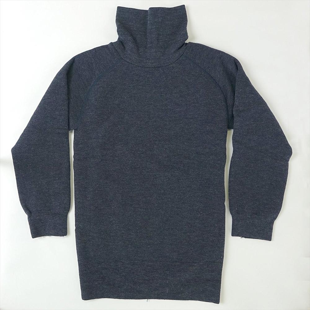 もちはだ タートルネックシャツ〔男性用〕Lサイズ☆【メール便不可】mmm-008l