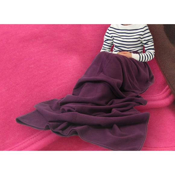 くるまり毛布(184cm×196cm)☆【メール便不可】mmn-004