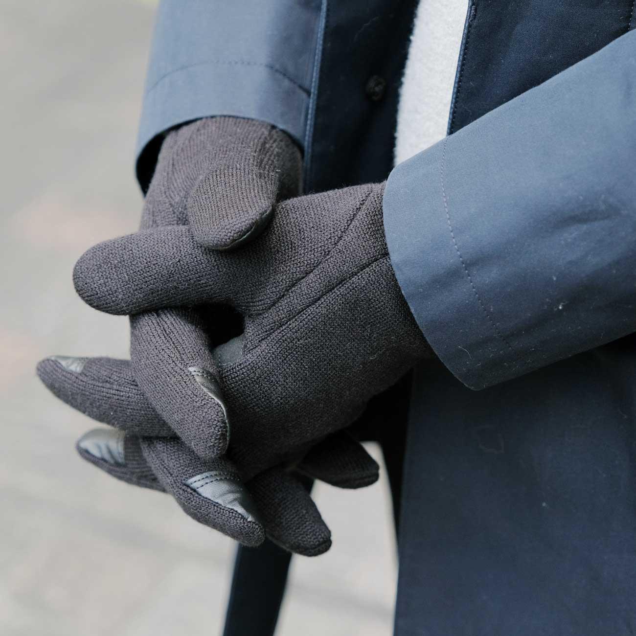 tet.×もちはだ あったか手袋