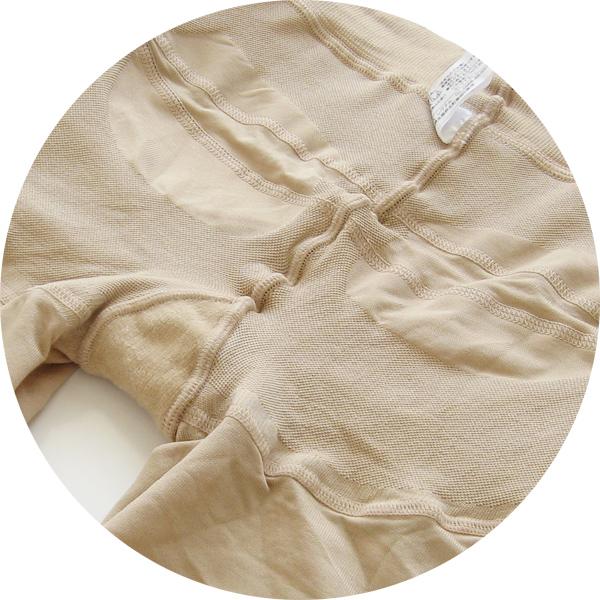 履骨盤サポートガードルボトム 3分丈〔日本製〕☆<br>【メール便可】mrc-074