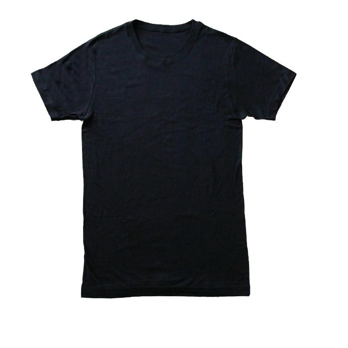 男前インナー クルーネックTシャツ(男性用)M、Lサイズ☆<br>【メール便可】mrc-187
