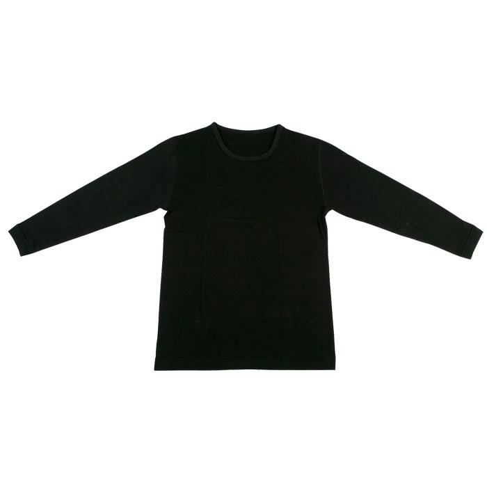 エアバルキー長袖丸首シャツ(男性用)M、Lサイズ☆<br>【メール便可】mrc-212
