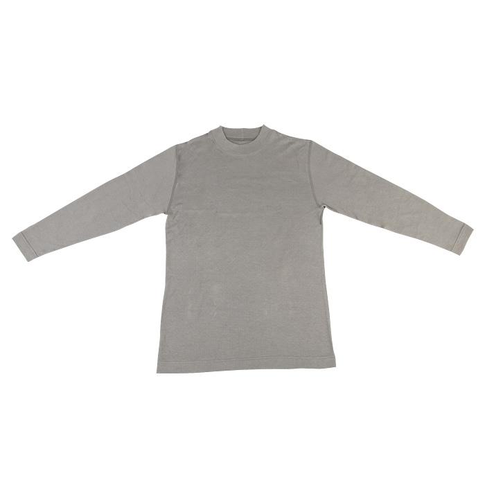 エアバルキー長袖ハイネックシャツ(男性用)M、Lサイズ☆<br>【メール便可】mrc-214