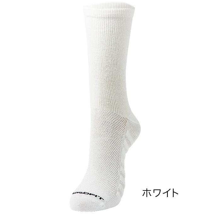 ゼロフィットパフォーマンスナノバイト ミドルカットソックス☆<br>【メール便可】mrc-229
