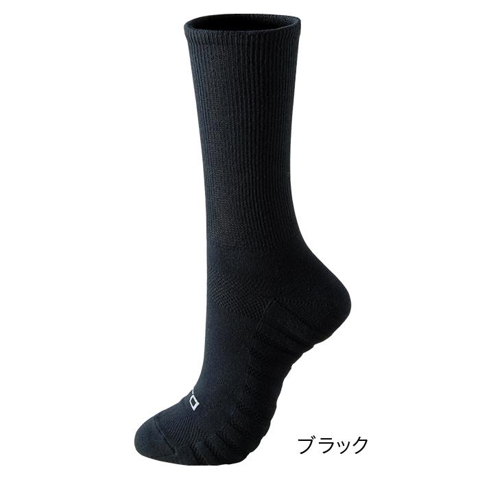 ゼロフィットオーロ ミドルカットソックス〔男性用〕☆<br>【メール便可】mrc-237
