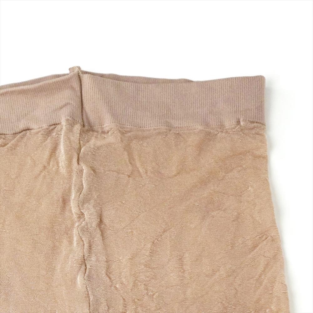 KOBES シルク混サポートパンティストッキングJM-Lサイズ5足セット同色組合せ☆<br>【メール便可】mrc-257-02-ll
