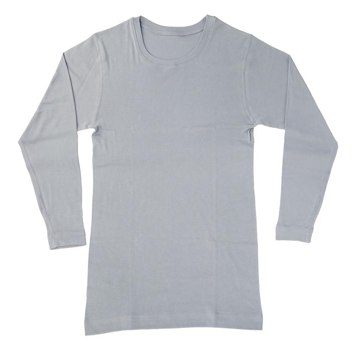 男前インナー クルーネックTシャツ(男性用)M・Lサイズ☆<br>【メール便可】mrc-262