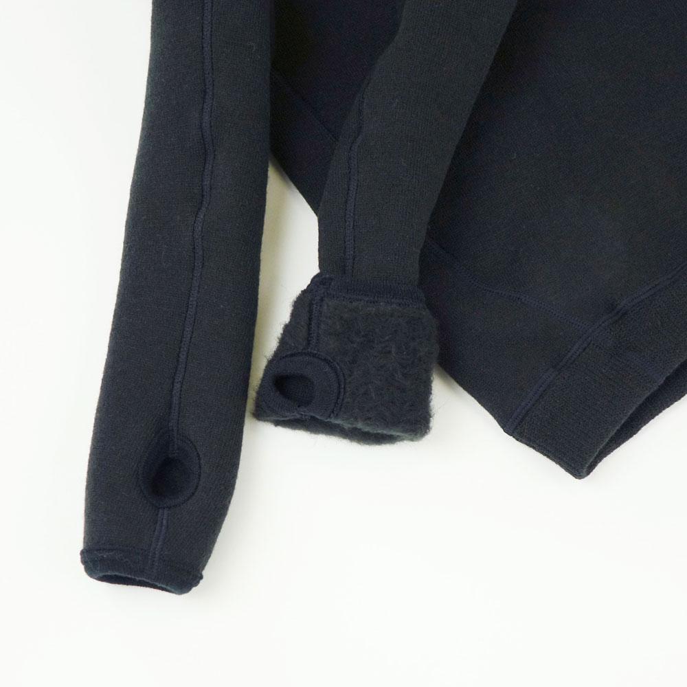 もちはだ SPORTS 3D丸首アンダーシャツ 指穴付☆msp-004