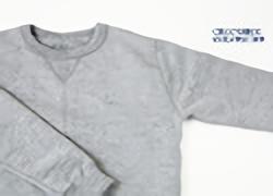 もちはだSPORTSクルーネックシャツ