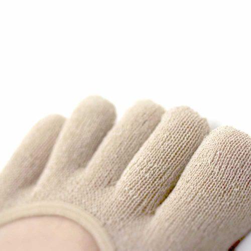 5本指靴下にすると得られる7つの効果とは?